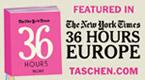 36 hours Europe Taschen