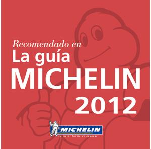 Guía Michelin 2012