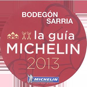 Guía Michelín 2013