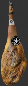 Jamón Jabugo 5j